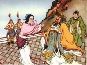 始皇帝長城工事