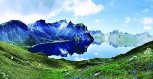 长白山 天池