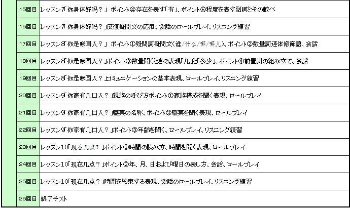 半年集中講座 2 (3)