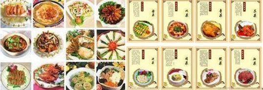 八大料理の種類 (1)